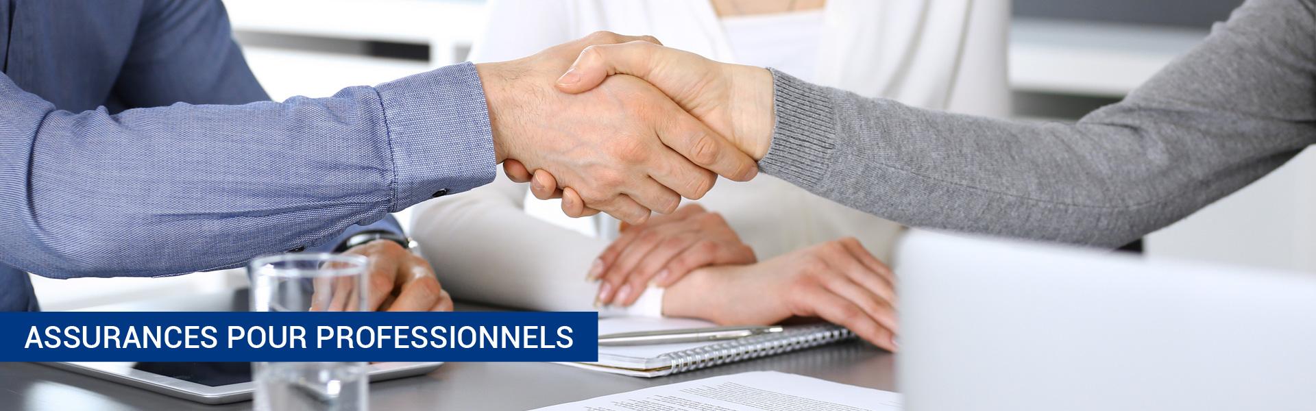 Assurance pour professionnels dans la Manche